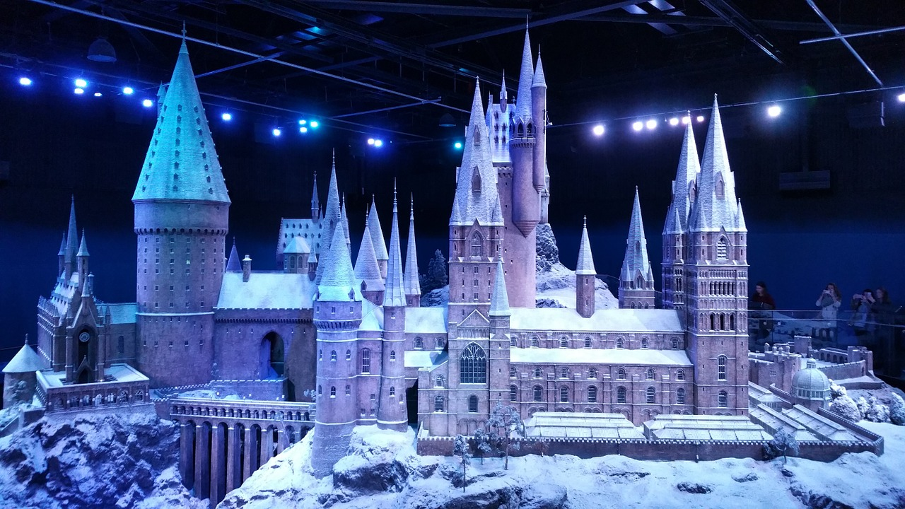 A tour of the Warner Bros studios- the makers of Harry potter